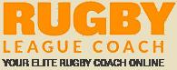 Rugby League Coach Logo